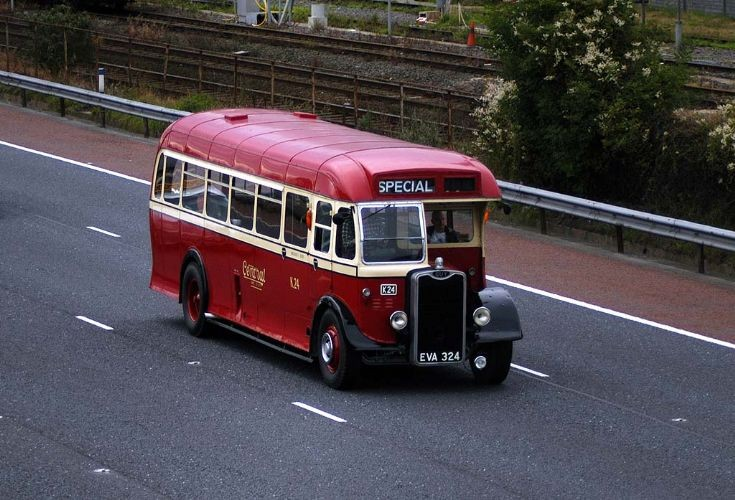 1948 Guy Arab Single Decker