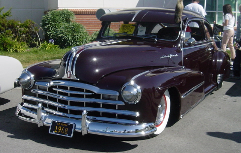 1948 Pontiac Streamliner Sedan Coupe