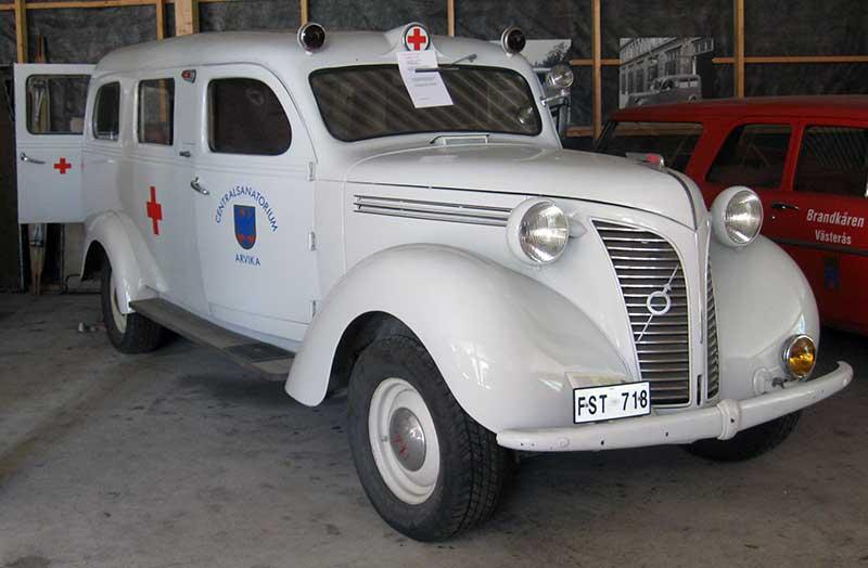 1948 Volvo PV822