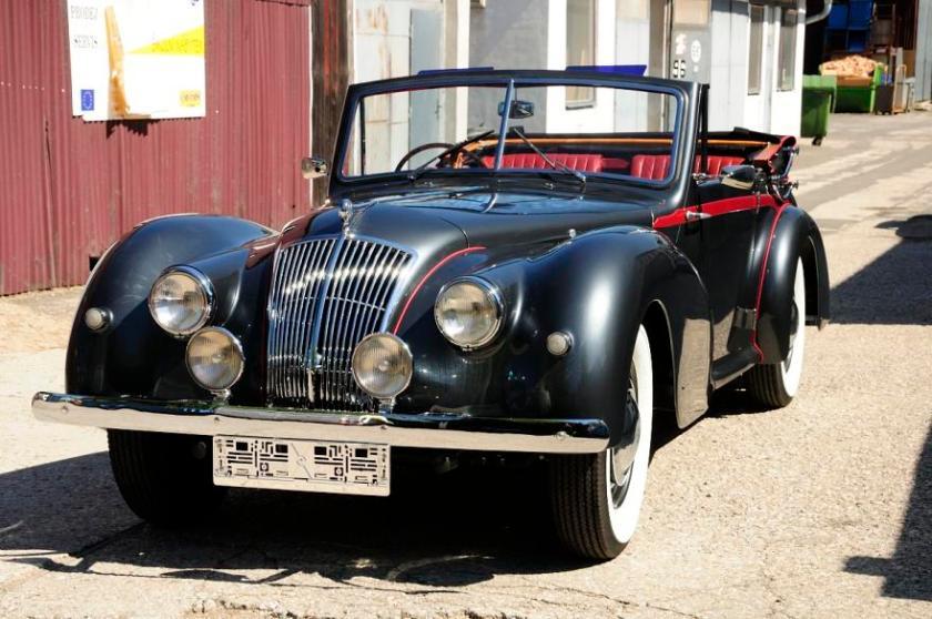 1949 AC 2 Litre
