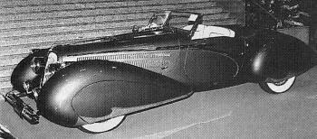 1949 Delahaye 135 m roadster figoni