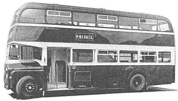 1949 Guy Arab MK 5