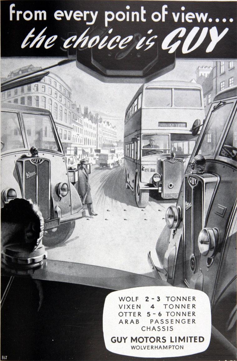 1949 Guy Motors