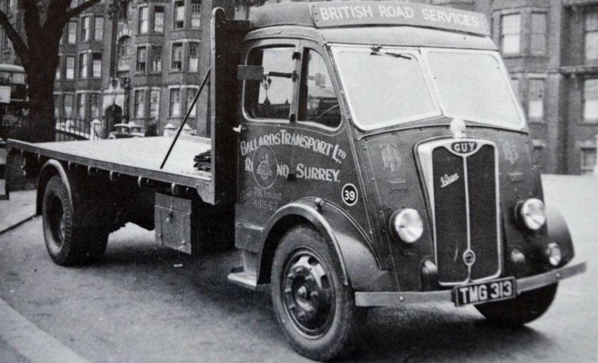 1949 Guy Vixen BRS Truck