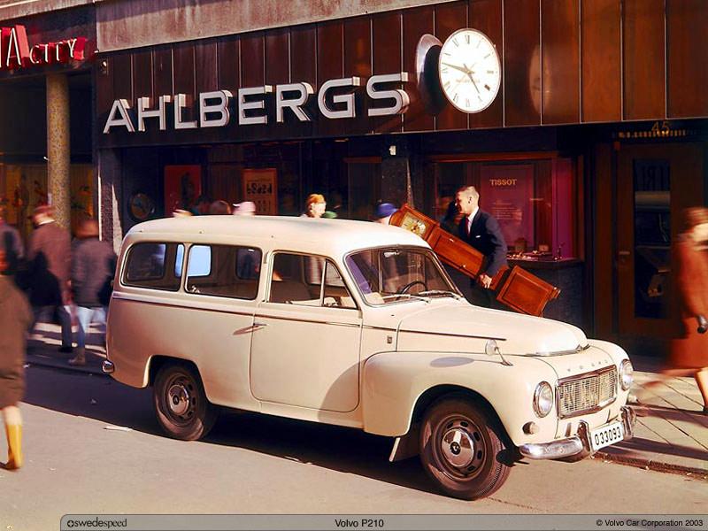 1949 Volvo P210 4