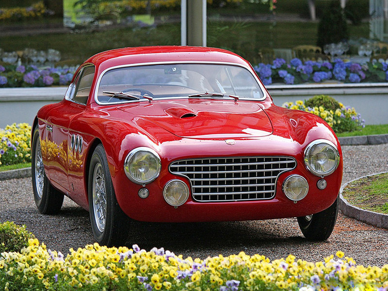 1950-51 Abarth 205 Berlinetta