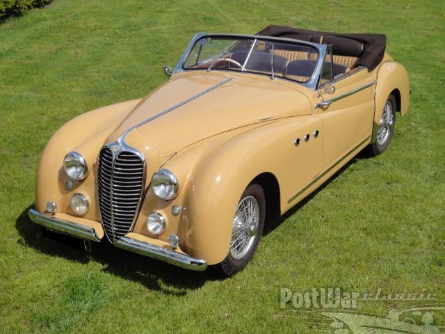 1950 Delahaye 135 M Letourneur & Marchand