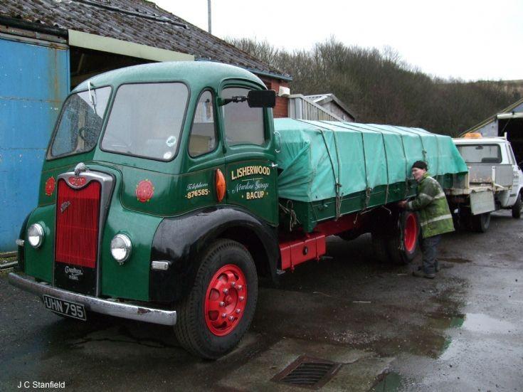 1950 Guy Otter UHN795