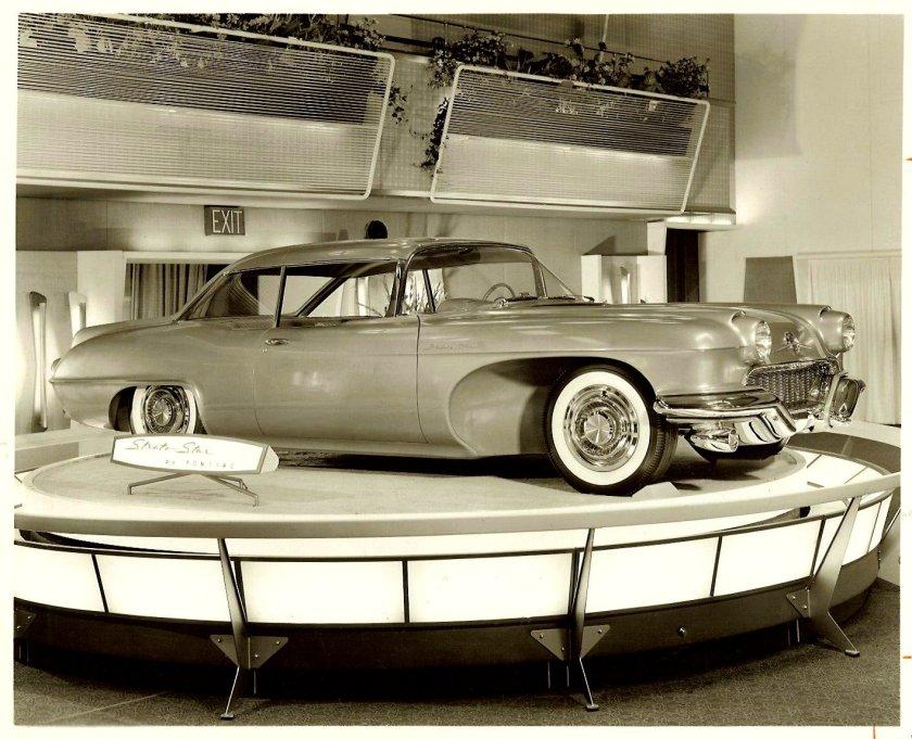 1950 PONTIAC Strato Star