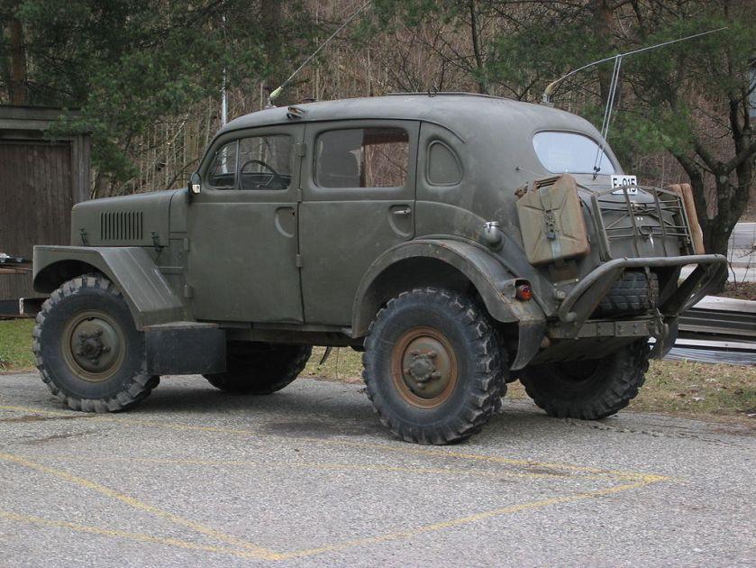 1950 Volvo Sugge TP21