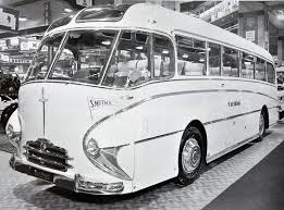 1950's Sentinel Coach Chassis