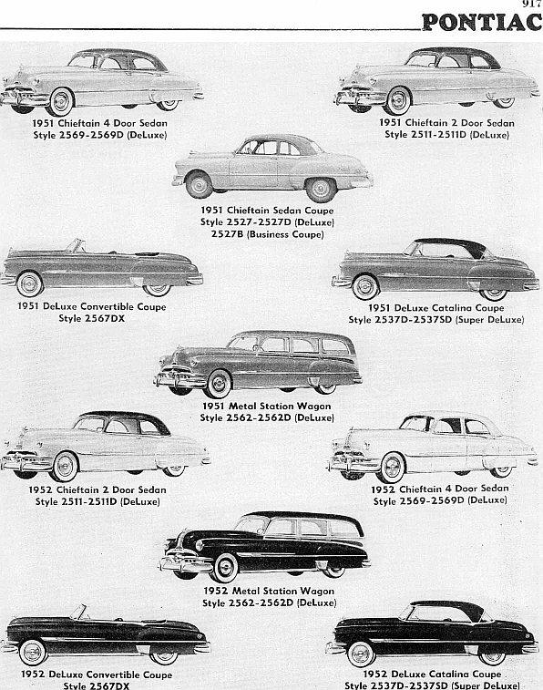 1951-52 Pontiac