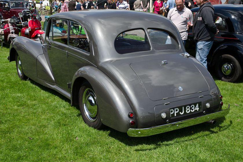 1951 AC 2 Litre 2 Door Saloon 8999160611
