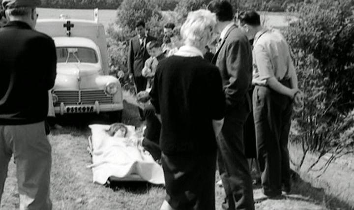 1951 Peugeot 203 Ambulance 'Paquet de tabac'