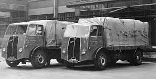 1951 Sentinel Flat Trucks by colinfpickett