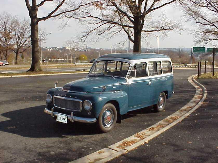 1951 Volvo P210 1