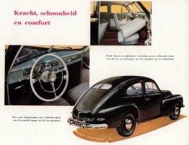 1951 Volvo PV 444 1951