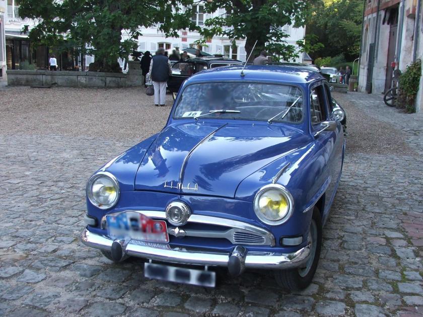 1952-1969 Simca 9-aronde