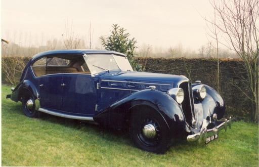 1952 Delahaye 148 Labourdette