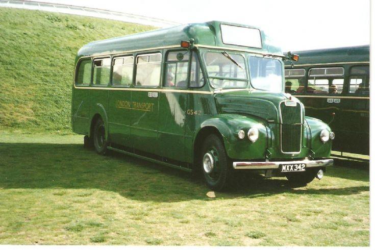 1952 Guy GS - MXX 342