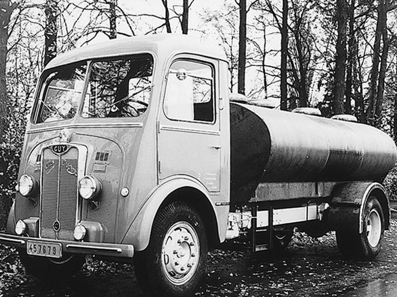 1952 GUY Tanker