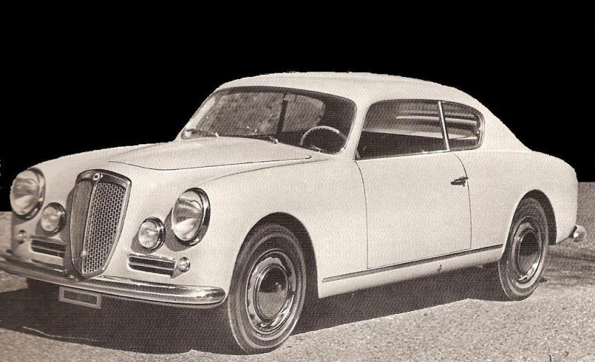 1952 Lancia Aurelia B20 2 litri coupé seconda