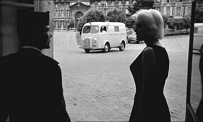1952 Peugeot D3B Ambulance