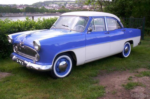 1952 Simca Ariana