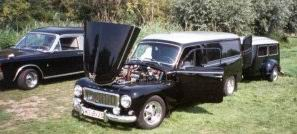 1952 Volvo Lijkwagen