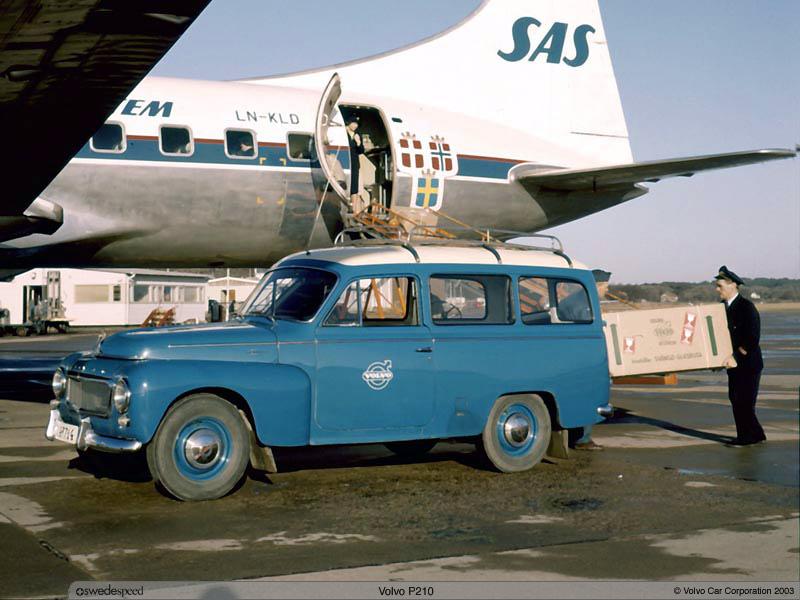 1952 Volvo P210 3