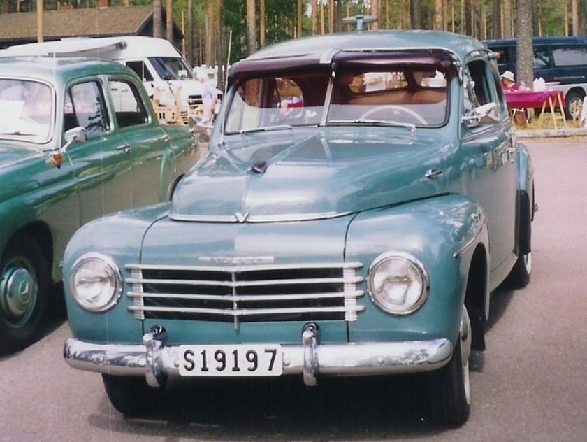 1952 Volvo PV444 (2)