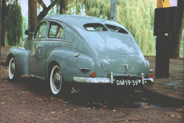 1952 Volvo PV444 2