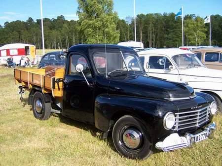 1952 Volvo truck
