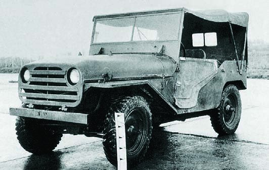 1953 Delahaye-185 Cob, 4x4.