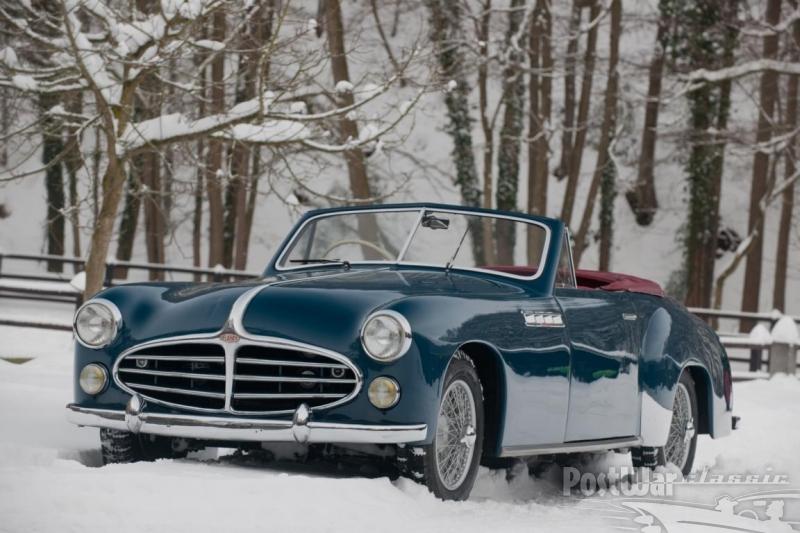 1953 Delahaye 235 Cabriolet