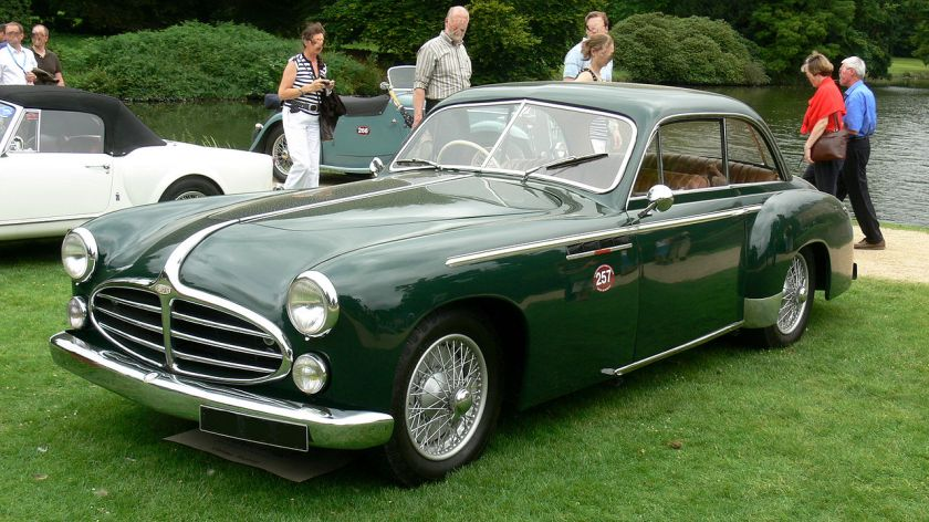 1953 Delahaye 235MS Coupé