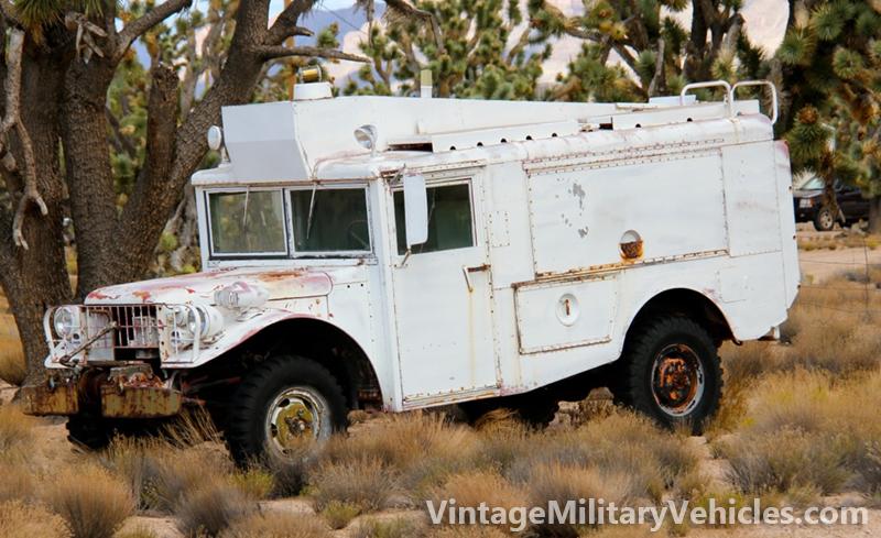 1953 Dodge R-2 ACF-BRILL Truck a