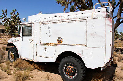 1953 Dodge R-2 ACF-BRILL Truck