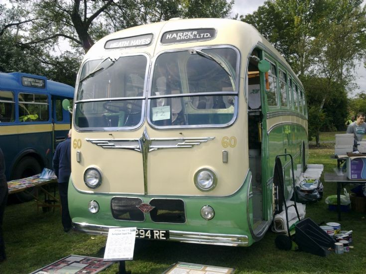 1953 Guy Arab bus 60