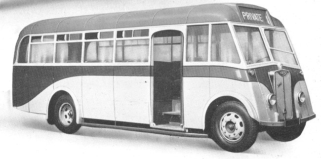 1953 Guy Vixen 30 seater vehicle 4