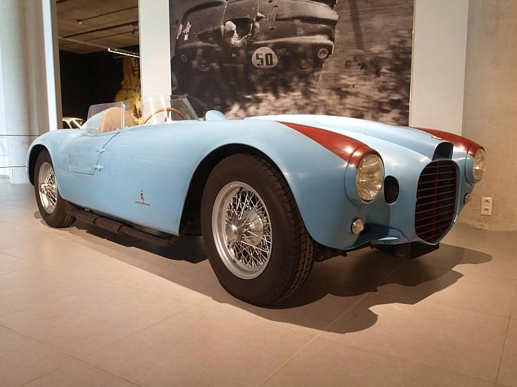 1953 Lancia D23