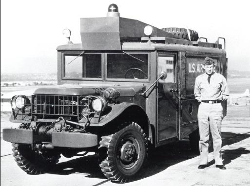 1953 R-2 second ACF Brill Armoured Dodge