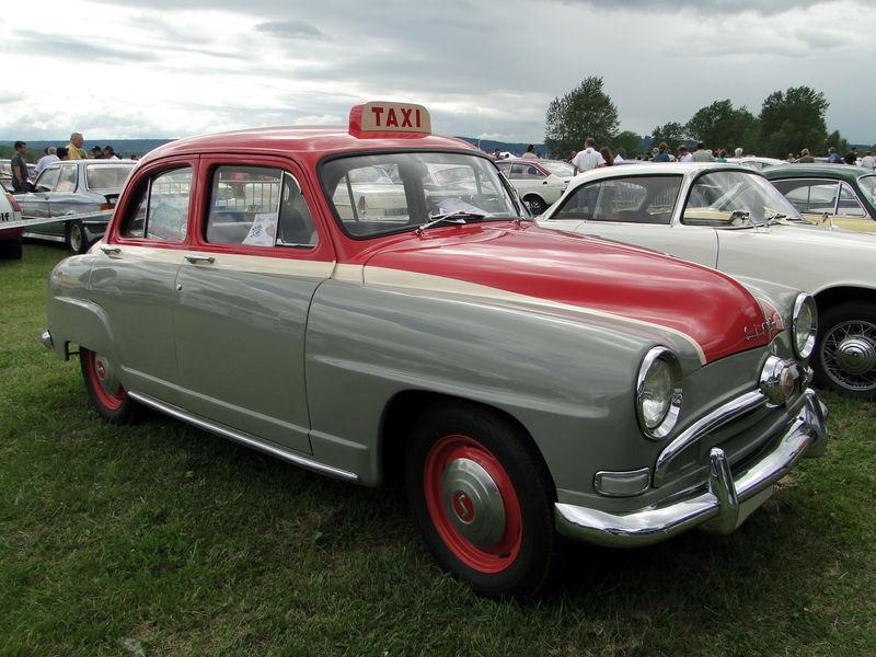1953 SIMCA Aronde Taxi 1953 Retro