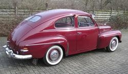 1953 Volvo PV 444 S - Buckel