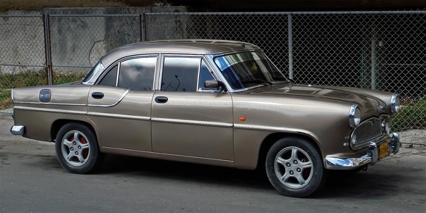 1954-1957 Simca Vedette Régence
