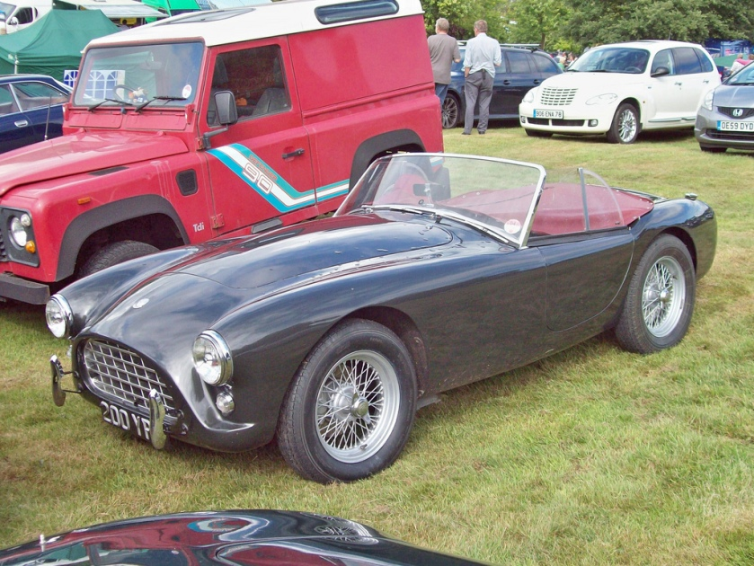 1954-63 AC Ace-Bristol Engine 1971cc S6 YP