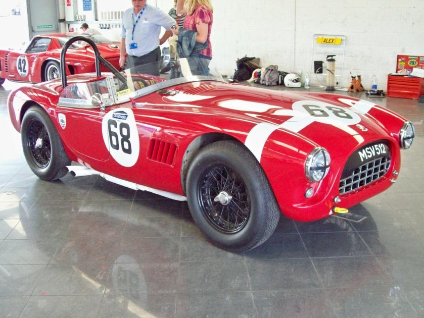 1954-63 AC Ace Bristol Engine 1971cc S6