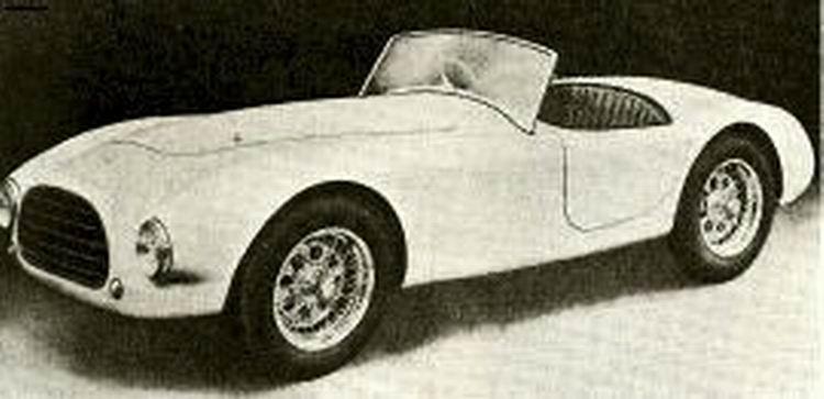 1954 AC Ace