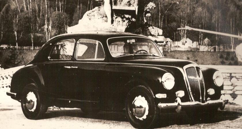 1954 Lancia Aurelia B12