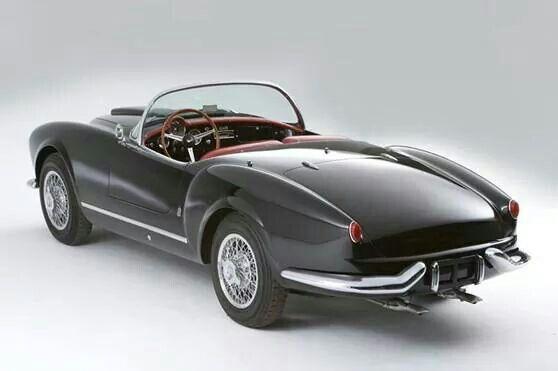 1954 Lancia Aurelia Spider